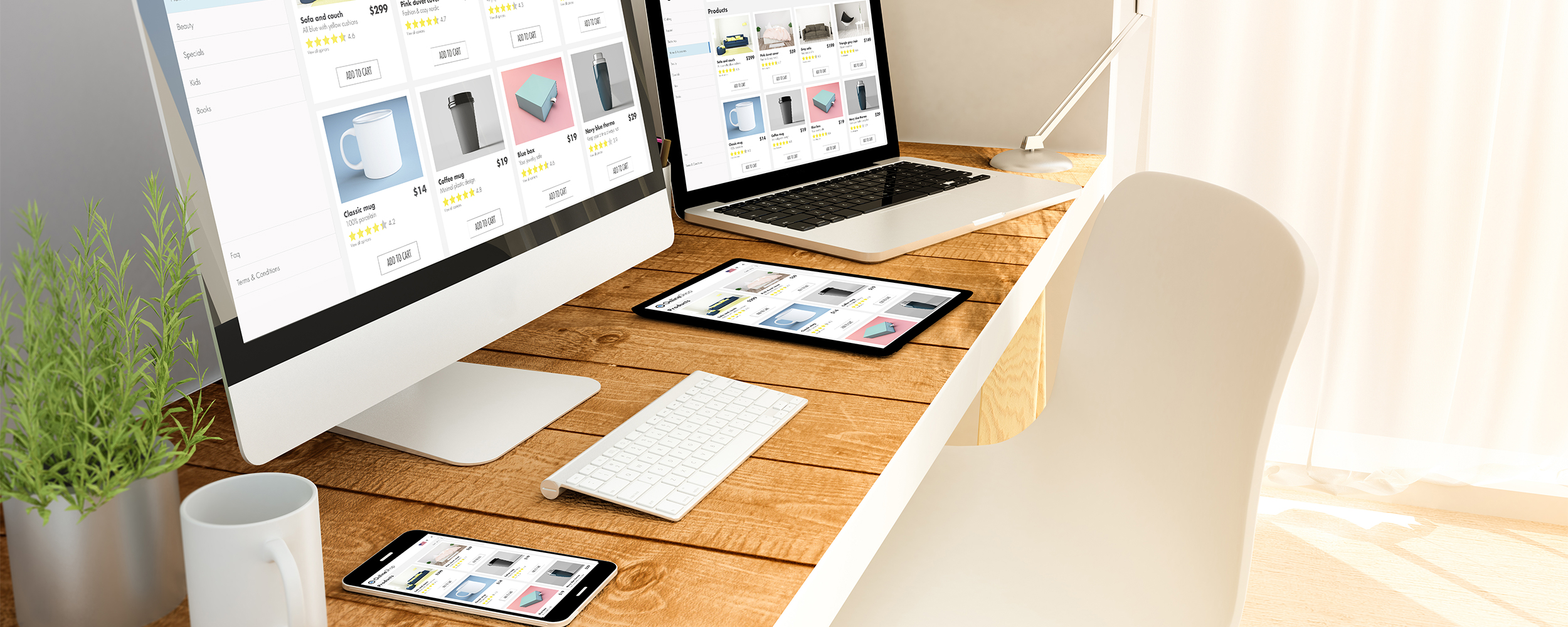 Contodeo, commerce en ligne
